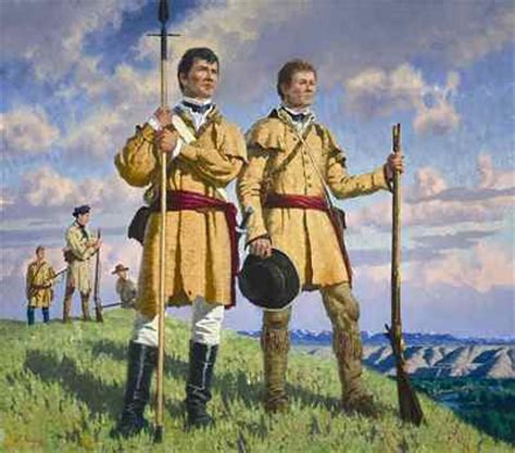 what challenges did lewis and clark an artist with the corps of discovery one hundred