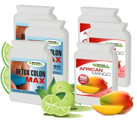 3 Month Detox by Better Bodies Health And Nutrition Supplements Vitamins