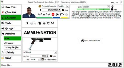 mod gta 5 save editor gta v save editor exe download version 2 0 1 2 mod db