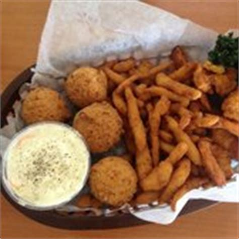 frozen hush puppies dan s clam stand river fl united states yelp