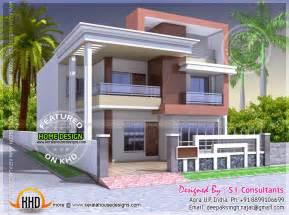 indian modern house exterior design