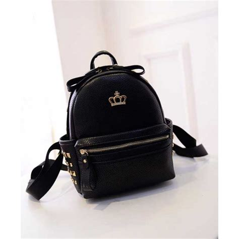 Br7068 Ransel Wanita Backpack Import Korea Leather Kuliah Model Unik tas ransel korea import tas ransel korea import tas