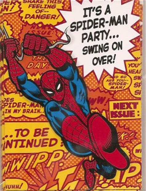 imagenes cumpleaños hombre araña fiesta hombre ara 241 a lacelebracion com
