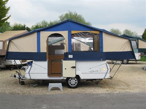 Conway Cruiser Awning by 2005 Conway Cruiser Used Folding Cers Highbridge