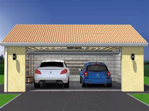 At The Garage Plan De Maison Avec Garage