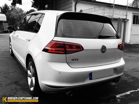 Volkswagen Performance Chips by Golf 7 Gti Performance Chip Tuning In Nrw