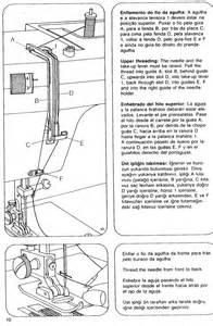 sewing machine diagram sewing wiring diagram free