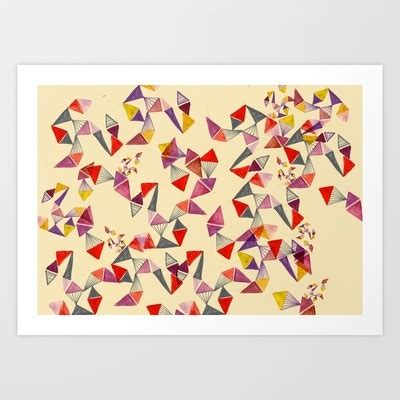 Fig 040 Hexagon Shapes Print Other Colorful - 58 best teach repetitive shape project images on
