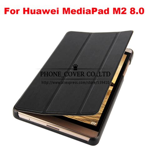 Smart Cover Partner Protective Shell For M Promo smart pu leather cover for huawei mediapad m2 m2 801w