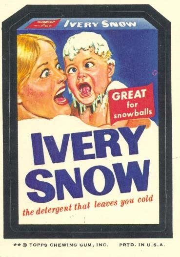 Naco Label Sticker Pack Snow series 8 checklist