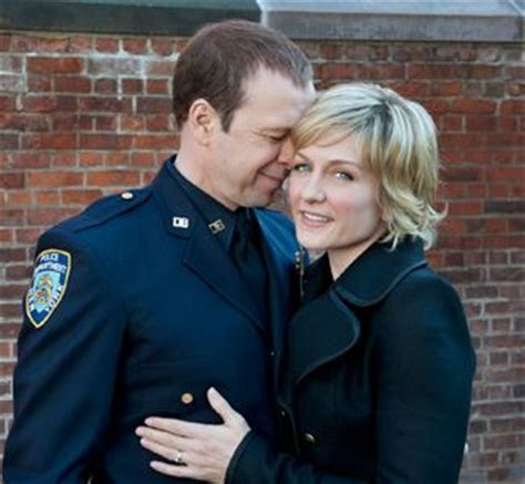 nbc blue bloods cast member amy carlson new hairstyle a time to kill her hair the block and the babys