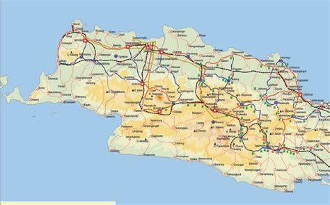 west java indonesia map newhairstylesformen2014 com