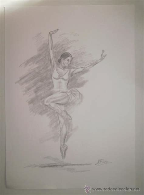 imagenes extraordinarias a lapiz dibujo l 225 mina a l 225 piz bailarina 29 2x41 1 cm comprar