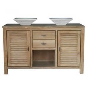 but meuble de salle de bain meuble salle de bain 6 teck de java lifestyle