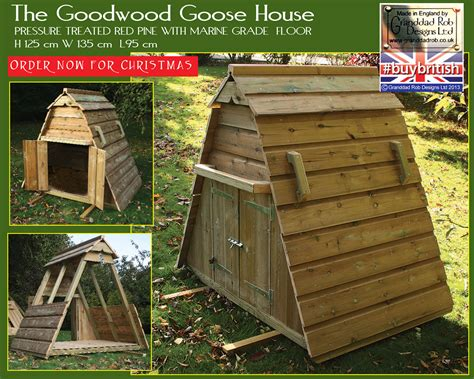 goose house goodwood goose house gh good goose houses by granddad
