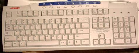 Keyboard Komputer Compaq keyboard scancodes special keyboards mf ii keyboards