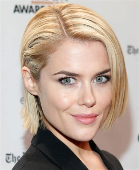 rachael taylor sleek bob bob hairstyles inspired from celebrities for you to try