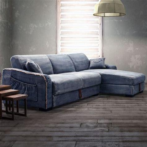 hidden couch denim couch hidden storage and furniture on pinterest
