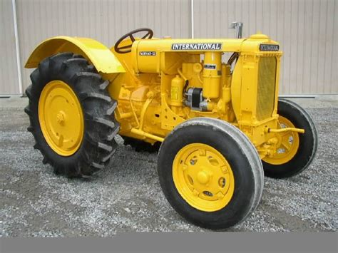 yellow paint sles international harvester ai industr yesterday s tractors