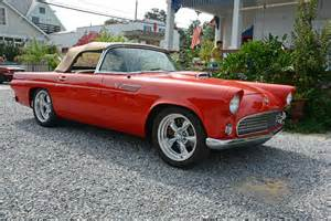 1955 ford t bird powered by modern rod network