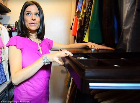 alejandra tv alejandra costello shows off her immaculate home in a youtube video daily mail online