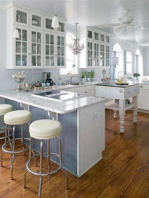 small open kitchen floor plans le plan de travail en marbre archzine fr