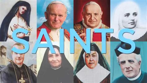who is st how does the catholic church declare official saints