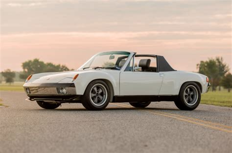 Porsche 914 Zu Verkaufen by 1975 Porsche 914 6 Gt Tribute For Sale On Bat Auctions