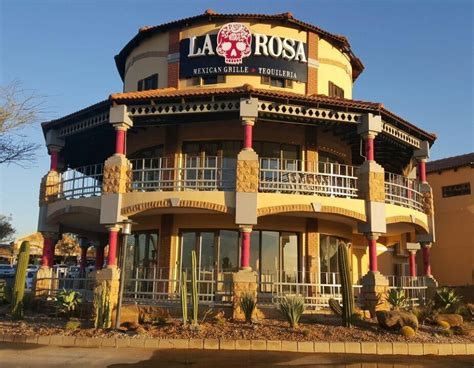 La Grille Restaurant by La Rosa Mexican Grille And Tequileria Restaurant
