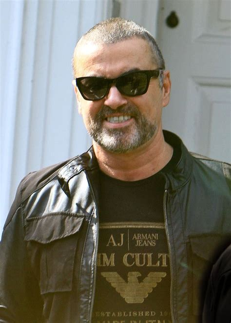 goring george michael a record label boss turned down george michael s first