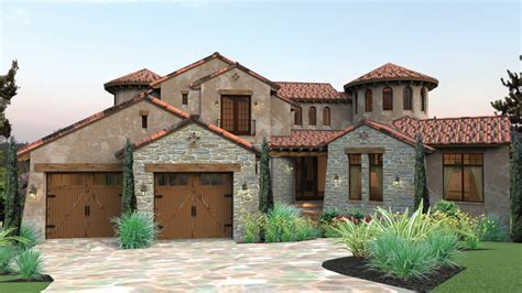 southwestern home plans southwestern style home designs from homeplans