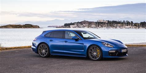 porsche car panamera 2018 porsche panamera sport turismo review photos