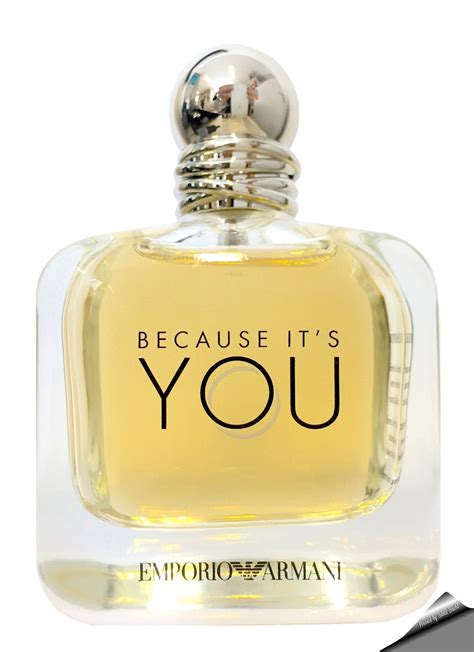 The Perfumes You Only You See In by Emporio Armani Quot Because It S You Quot Eau De Parfum For