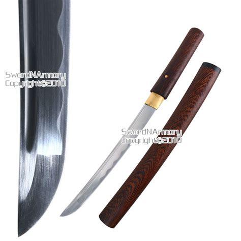 Handmade Japanese Shirasaya Samurai Katana Sword Sharp - shirasaya tanto handmade japanese samurai sword sharp ebay