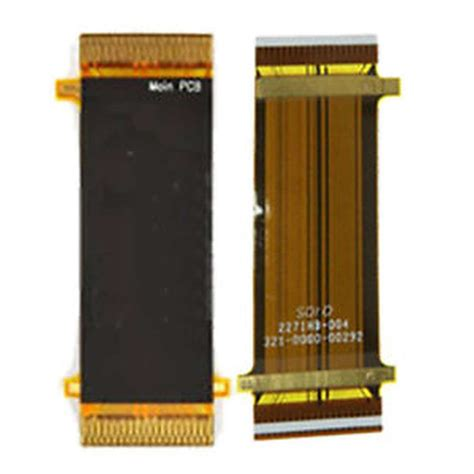 Lcd Sony Ericsson W100 Oc A flat flex cable for sony ericsson w100 cell phone