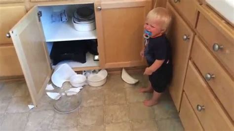 Someone S In The Kitchen by Broken Dishes Guilty Baby