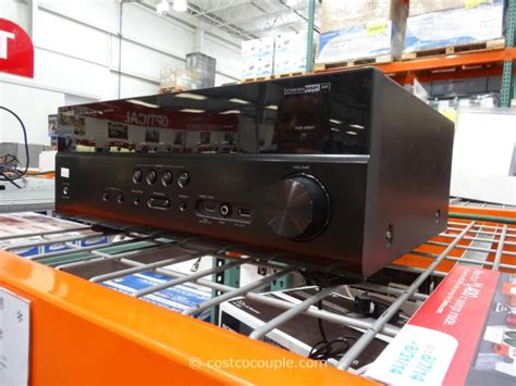 yamaha  channel receiver