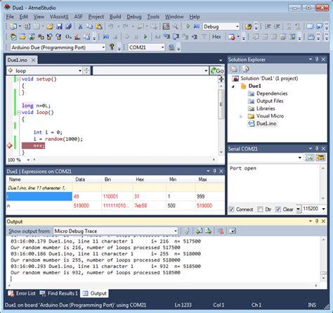 arduino code debug debug arduino overview