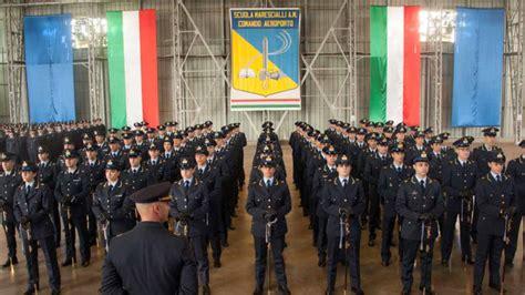 dati allievo maresciallo carabinieri concorso interno 42 allievi marescialli aeronautica 2017