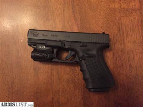 glock 19 4 light armslist for sale glock 19 w light