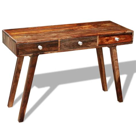 console table with cabinets solid sheesham wood sideboard console table cabinet
