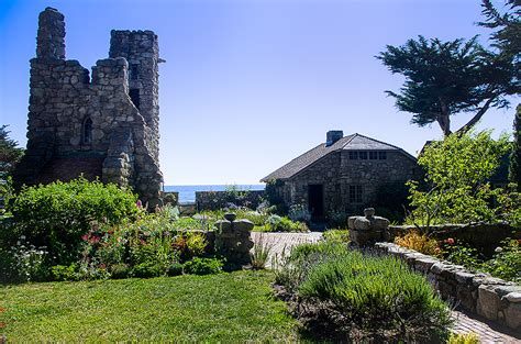 Tor House by Tor House Robinson Jeffers Home California