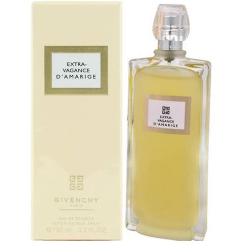 Extravagance D Amarige Givenchy Perfume For by Extravagance D Amarige 100ml Edt Perfume By Givenchy Ebay