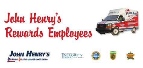Henry Plumbing Lincoln Ne by Henry S Rewards Employees In Lincoln Ne