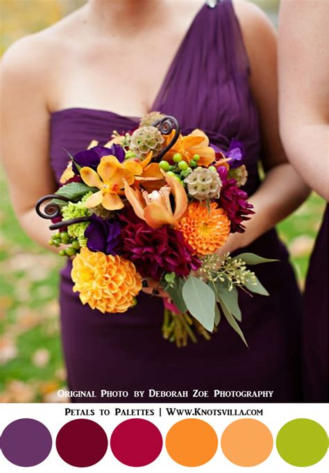 Fall Wedding Bouquets by Fall Wedding 10 Ways To Rock Your Fall Wedding Knotsvilla