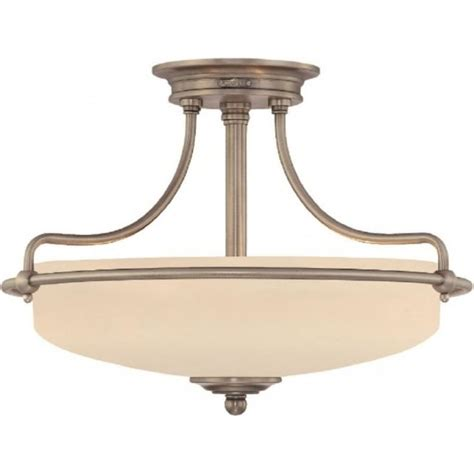 Deco Flush Ceiling Light by Classic Design Uplighter Ceiling Light Fitting For Low