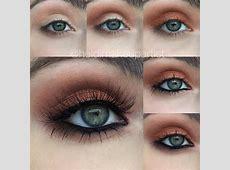 31 Pretty Eye Makeup Looks for Green Eyes   StayGlam Mac Eye Makeup Looks Dramatic
