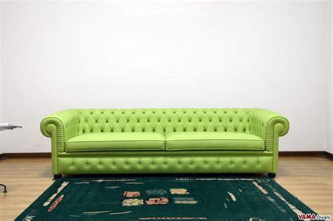 divani quattro posti divano 4 posti in pelle di misura 260 cm modello