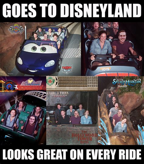 Disneyland Memes - social media all stars show their disney side at the