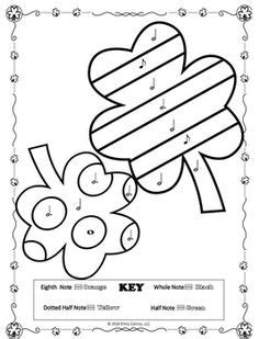 music dynamics coloring pages st patrick s day patrick o brian and music on pinterest